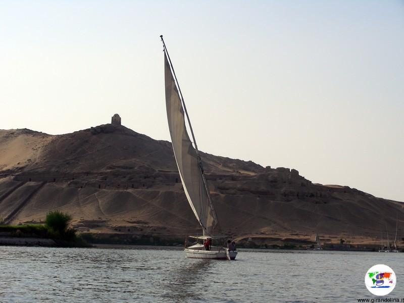L'Egitto la terra dei faraoni e del Nilo