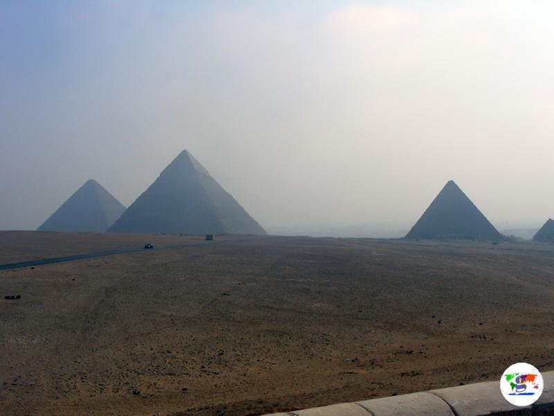 L'Egitto la terra dei faraoni