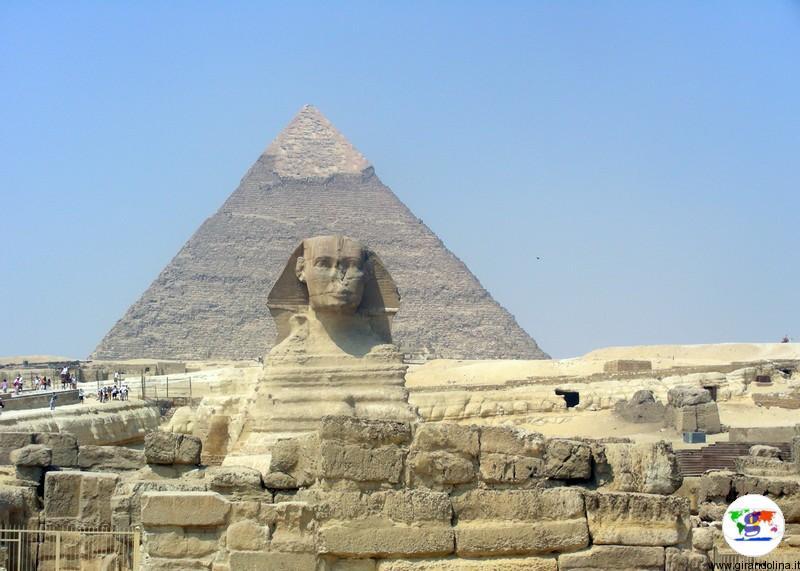 Egitto- la Sfinge