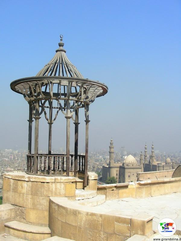 Egitto- la Citttadella del Cairo