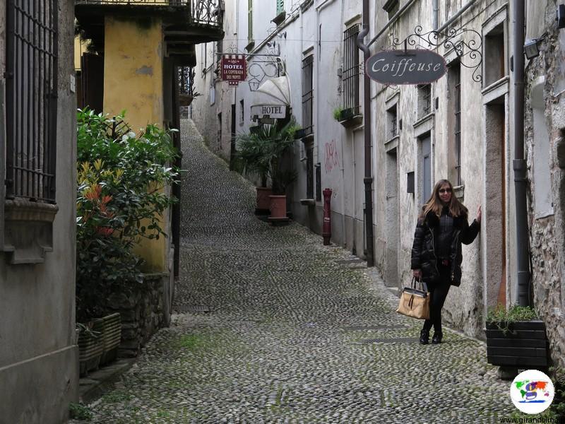 Borgo di Orta San Giulio, le viuzze