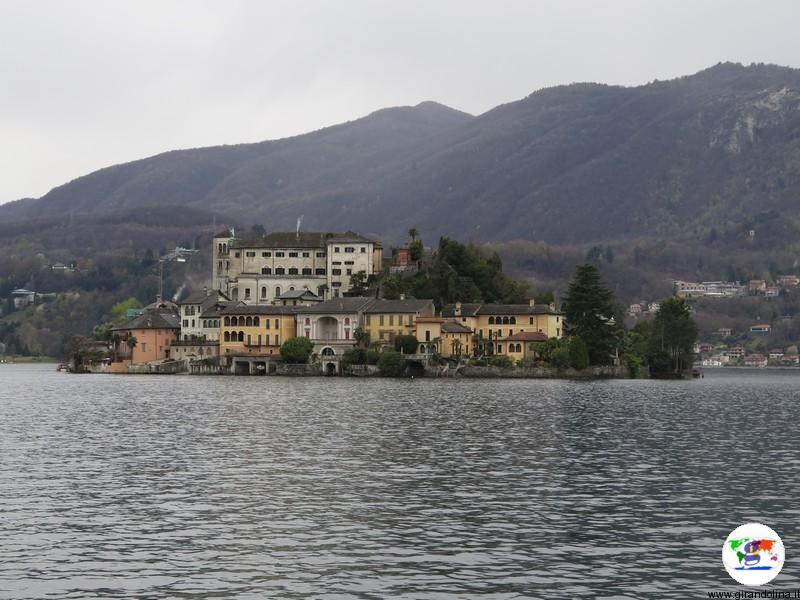 Città lacustri - Isola di San Giulio, Lago d'Orta