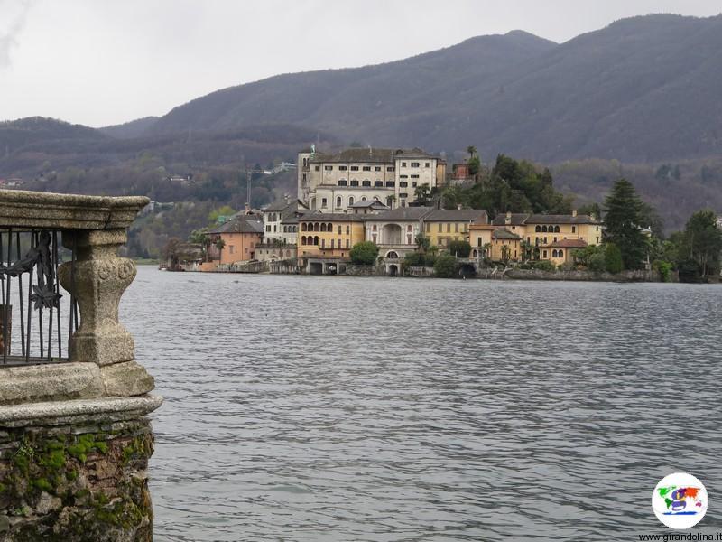 l' Isola di San Giulio, Lago D'Orta