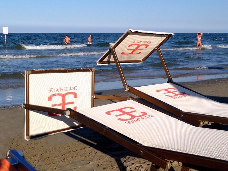 Le Spiagge della Romagna- Il Papeete Beach