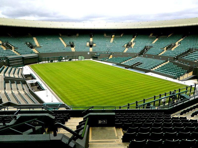 Wimbledon il torneo di tennis