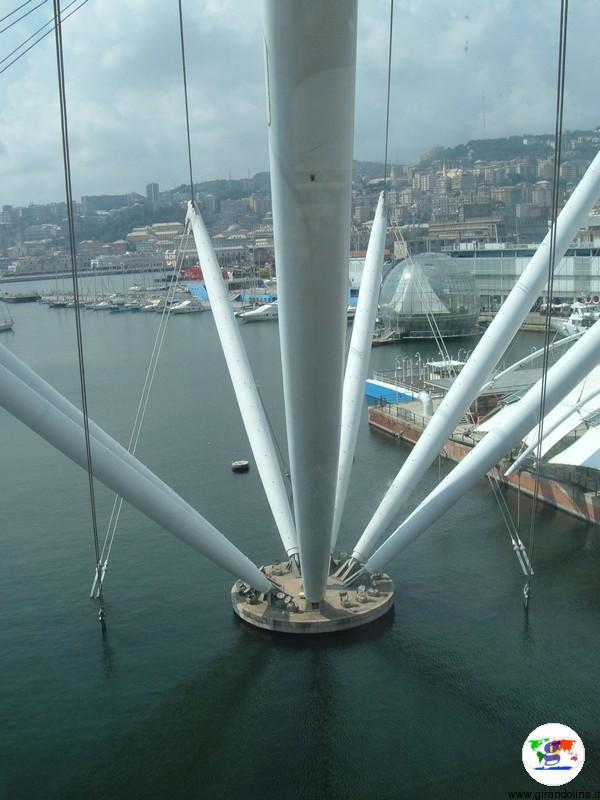Visitare Genova, il Bigo