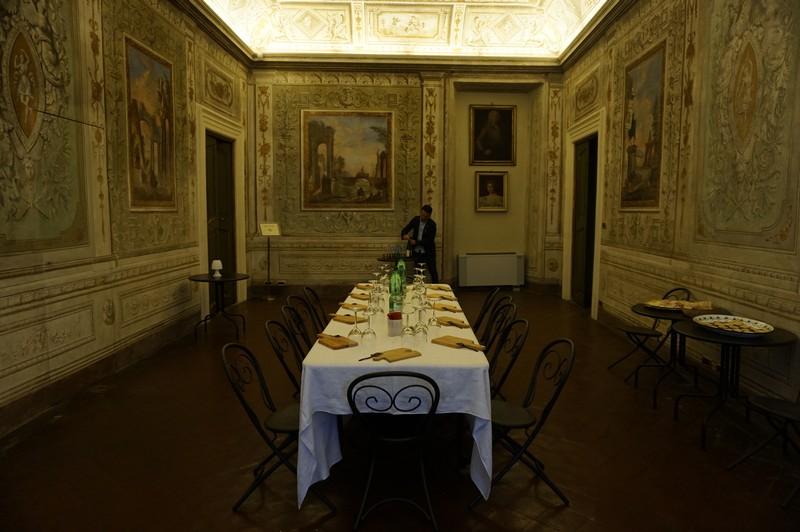 Come si mangia a Lucca- Palazzo Tucci degustazioni