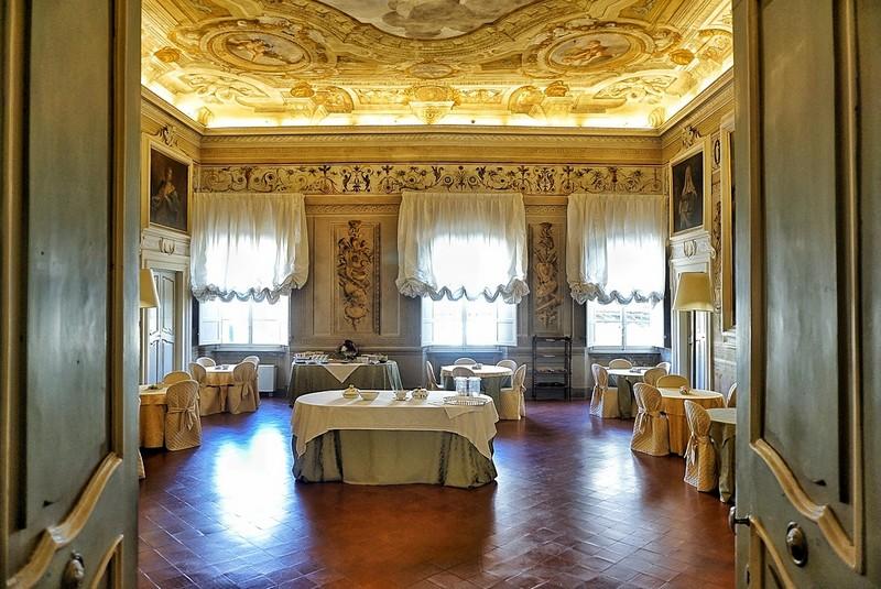 Come si mangia a Lucca- Palazzo Tucci