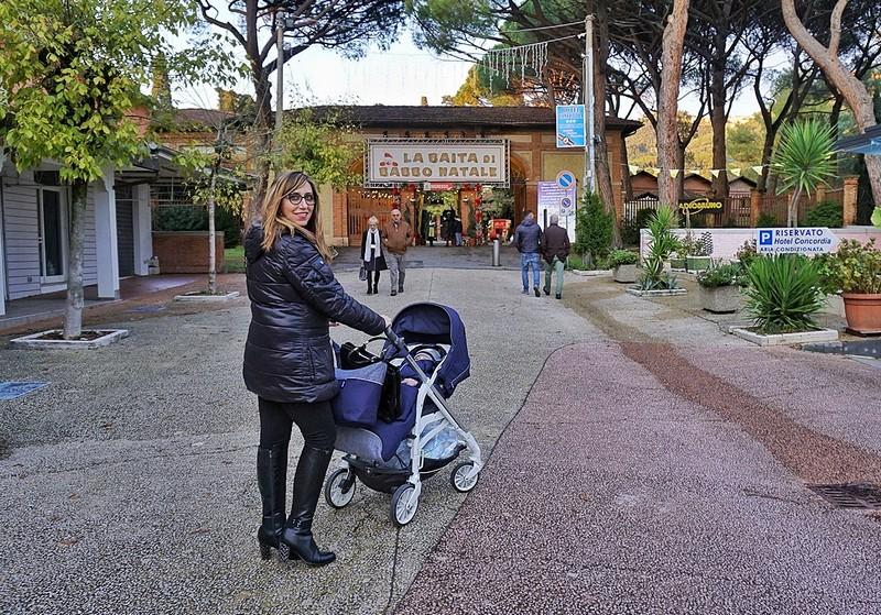 La Baita di Babbo Natale a Montecatini Terme