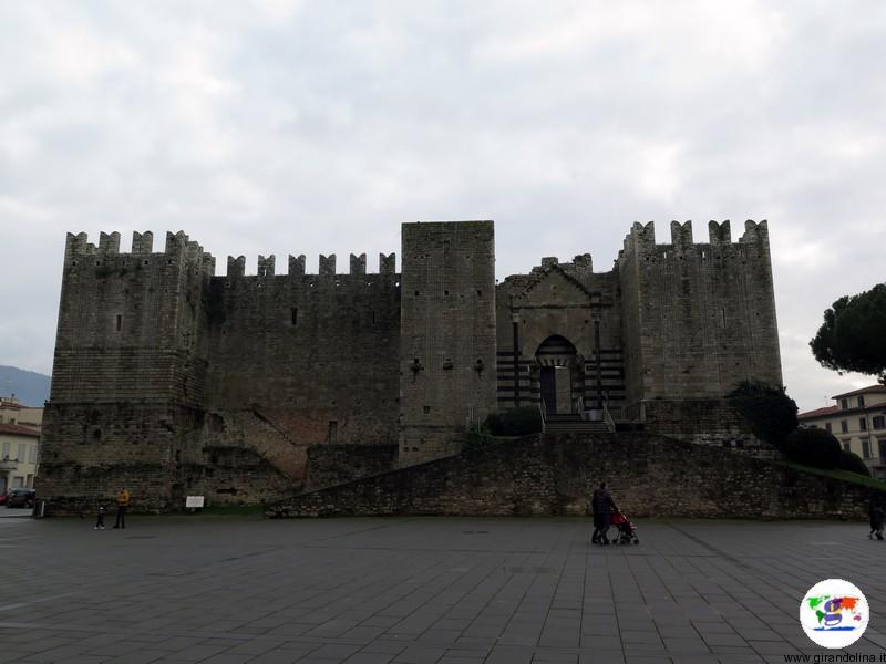 Prato la città tessile, Castello Imperatore