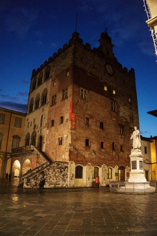 Prato la città tessile,Palazzo Pretorio