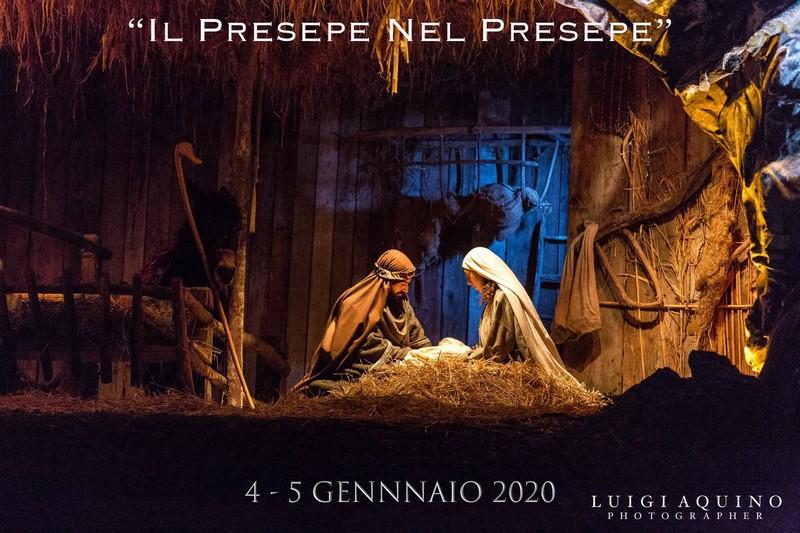 I più bei presepi italiani- Morcone (credits page fb Presepe nel Presepe Morcone)