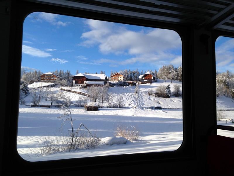 Treni a vapore, trenino del Renon