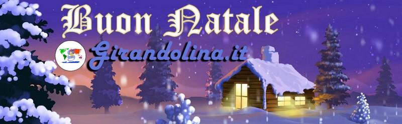 Buon Natale 2019 e Felice Anno Nuovo da Girandolina