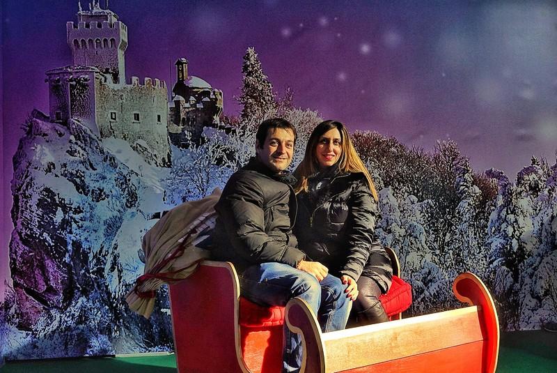 Natale delle Meraviglie , San Marino , Photo Set -Chalet dei Sogni