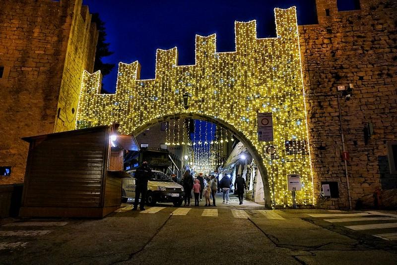Natale delle Meraviglie , San Marino , Porta della Fratta