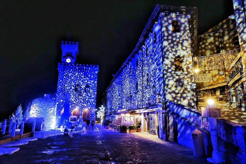 Natale delle Meraviglie , San Marino - Piazza della Libertà
