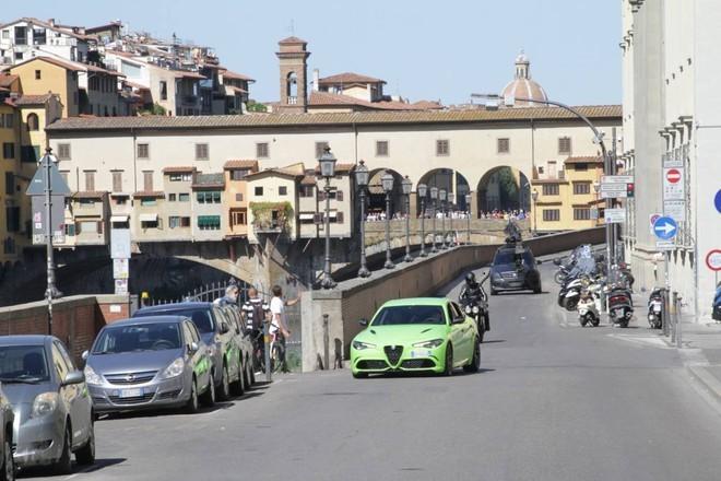 6 Underground riprese a Firenze ( photo Credits La Nazione)