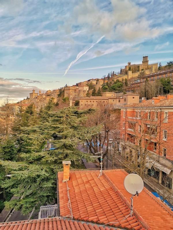 San Marino La Repubblica più antica del mondo- Hotel Joli, panorama camera