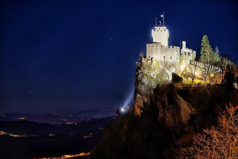 San Marino La Repubblica più antica del mondo-  la Cesta