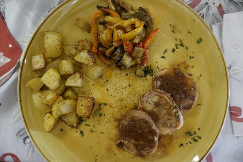 I Ristoranti di San Marino, il Ristorante Bellavista e il coniglio in porchetta