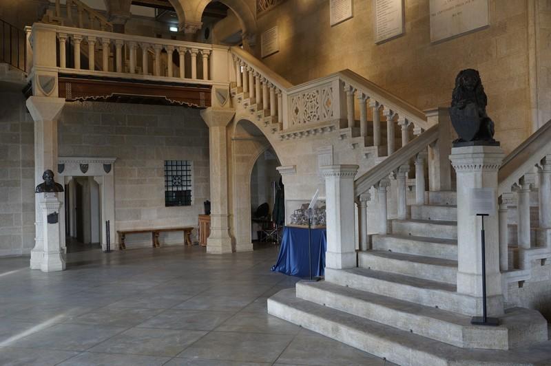 San Marino La Repubblica più antica del mondo- Scalone d'Onore