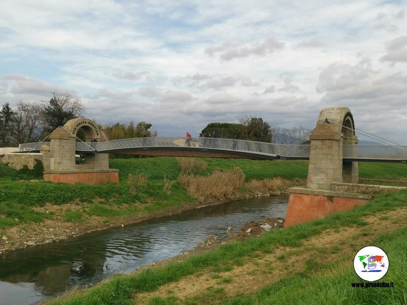 Le Ville Medicee in Toscana - il Ponte Mediceo a Poggio a Caiano