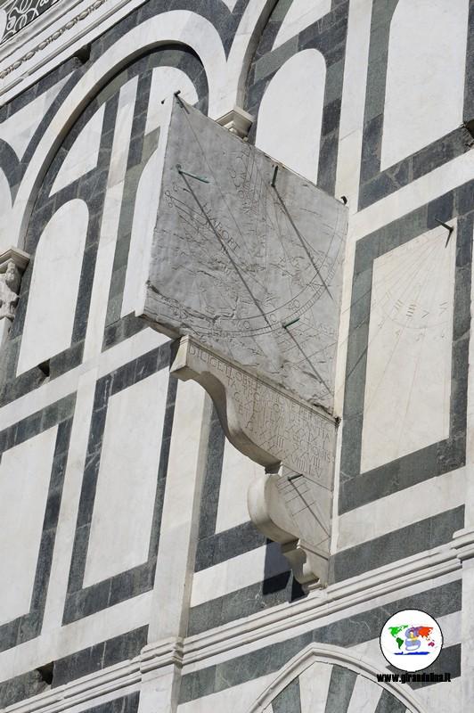 Le curiosità di Firenze- la meridiana