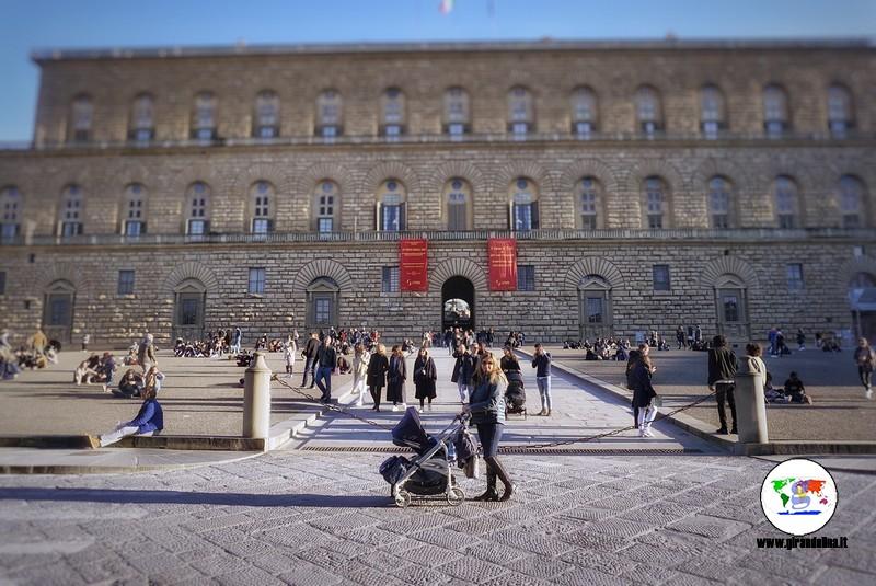 Le curiosità di Firenze- Palazzo Pitti