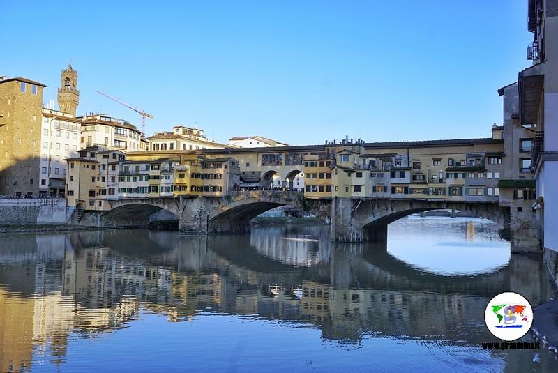Come raggiungere Firenze,  Ponte Vecchio