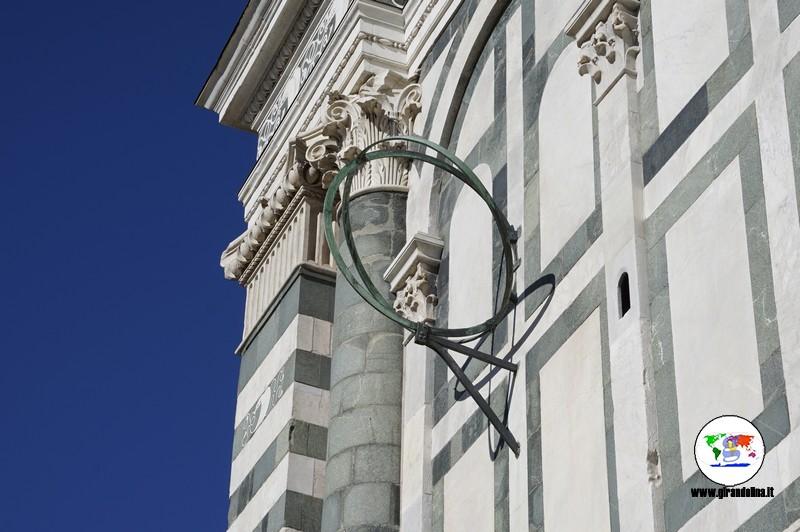 Le curiosità di Firenze- la sfera armillare