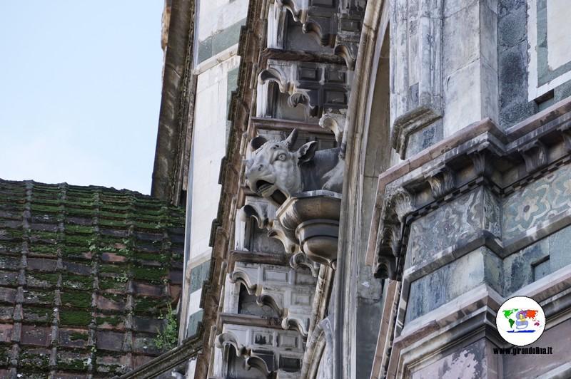 Le curiosità di Firenze- il Toro cornuto