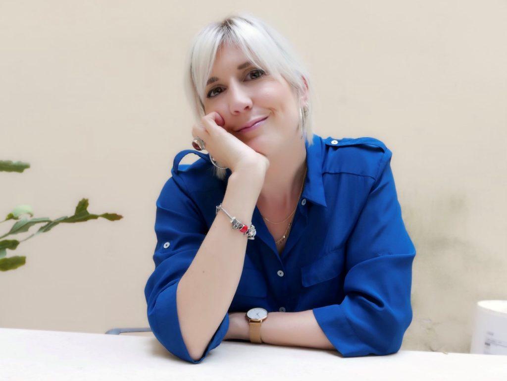 Beatrice Landini  la creatrice dei Tour in Poltrona