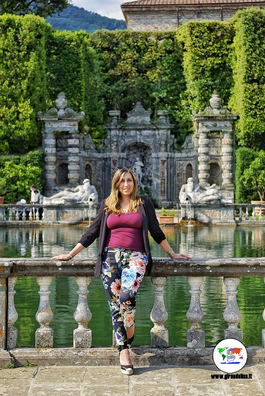 Villa Reale di Marlia,  Giardino dei Limoni