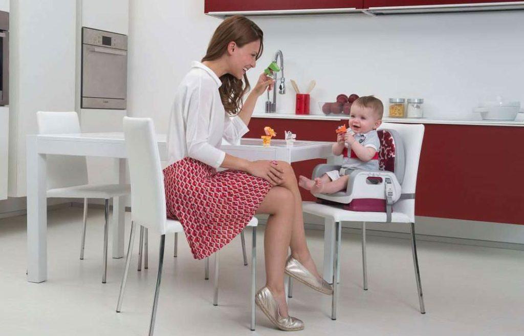 Oggetti per bambini - rialzo sedia