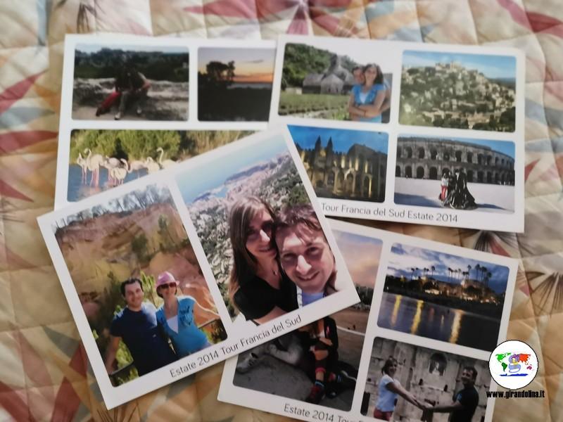 Le app utili per viaggiare,  le cartoline
