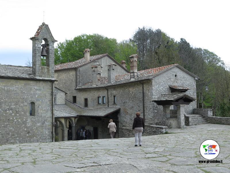 Toscana Orientale -  La Verna