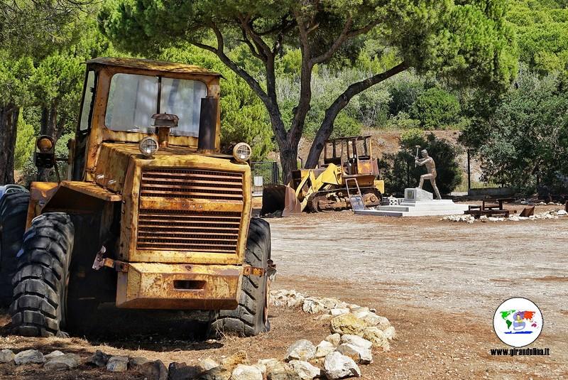 Miniera Monte Calamita, Museo Vecchia Officina