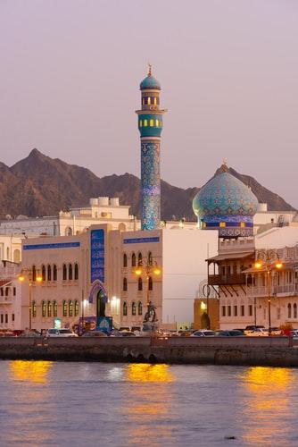 Oman ( ph Anfal Shamsudeen)