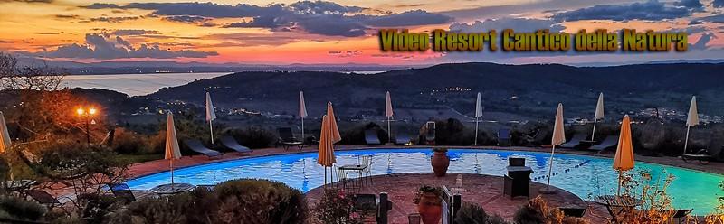 Video del week end presso il  Resort Cantico della Natura