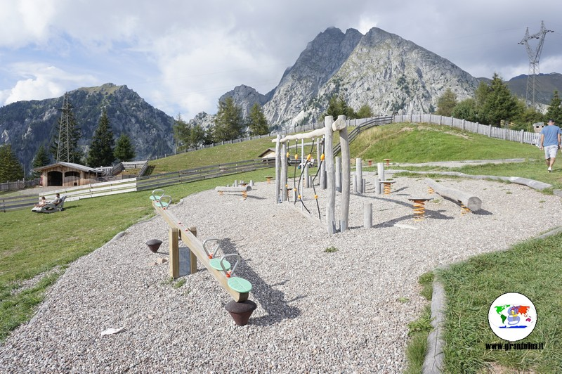 Merano 2000 l'Outdoor Kids Camp