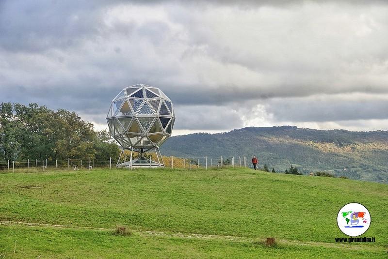 Parco Mediceo di Pratolino, il Diamante