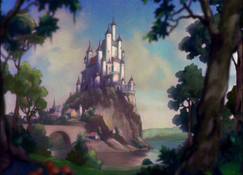 Castelli della Disney - Castello di Biancaneve