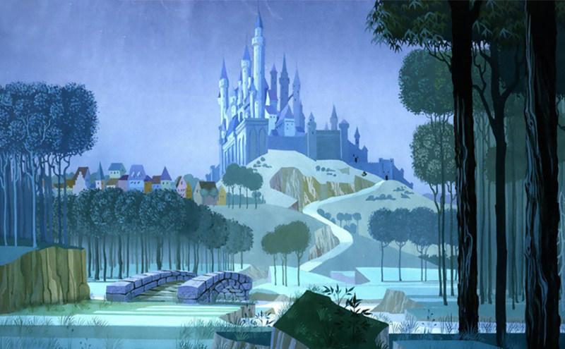 Castelli Disney - Castello della Bella Addormentata