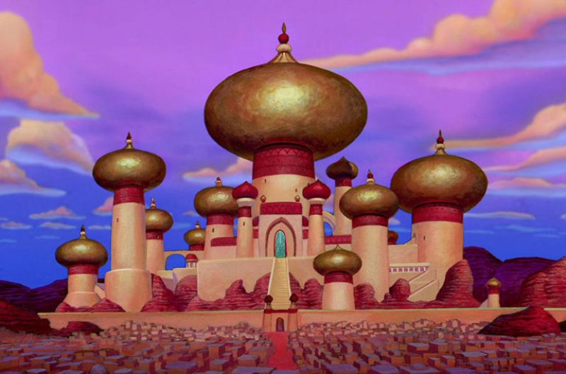 Castelli Disney - Castello del Sultano