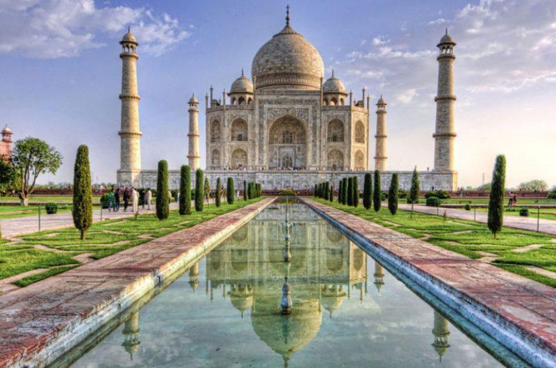 Castelli Disney - Taj Mahal