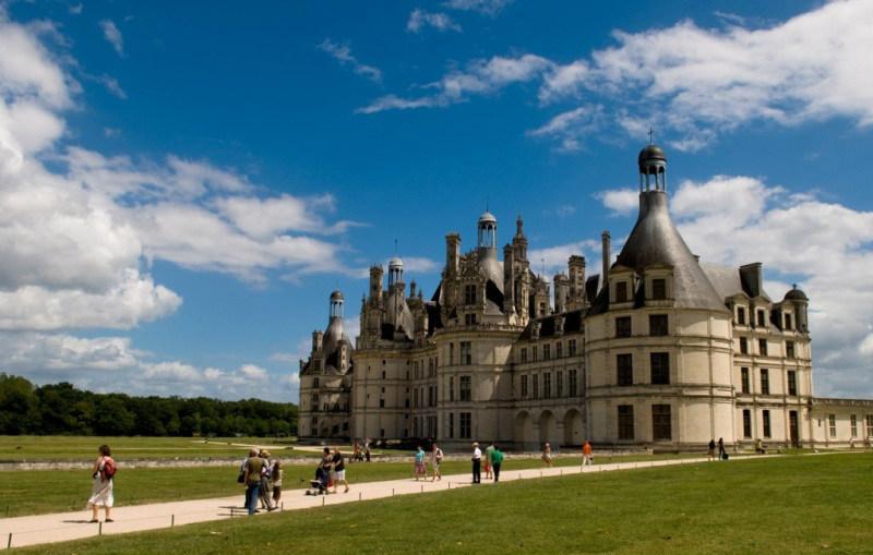 Castelli Disney - Castello di Chambord