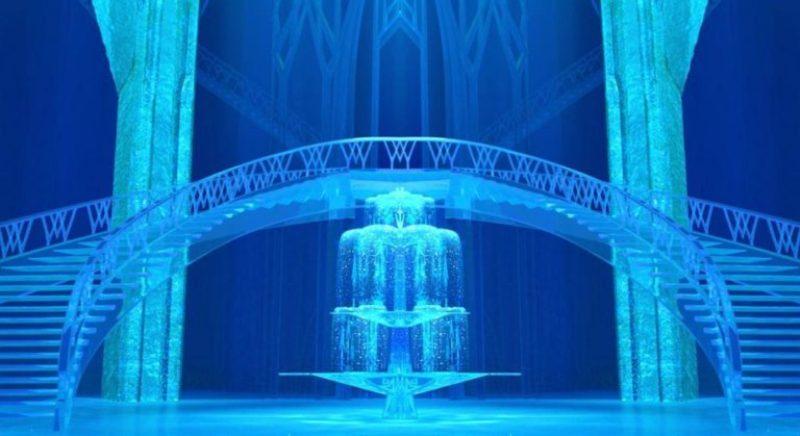 Castelli Disney - Castello di Elsa