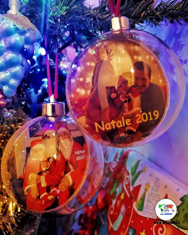 Natale 2020 Covid -le nostre palline di natale