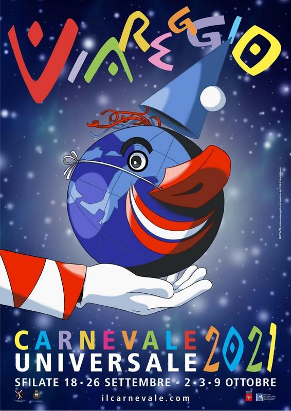 Carnevale viareggio 2021 rinviato, il cartellone